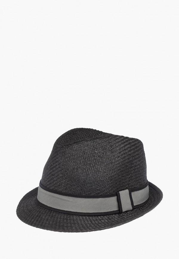 Goorin Bros.   черный Летняя черная шляпа Goorin Bros.   Clouty
