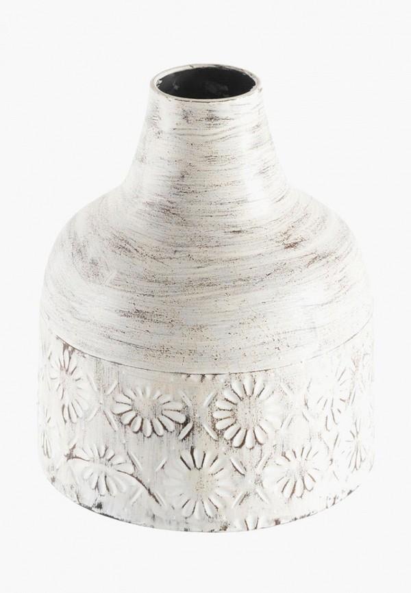 Denzzo | белый Белая ваза Denzzo | Clouty