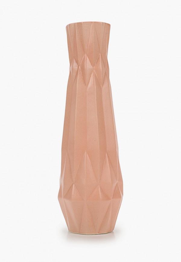 KVI | розовый Розовая ваза KVI | Clouty