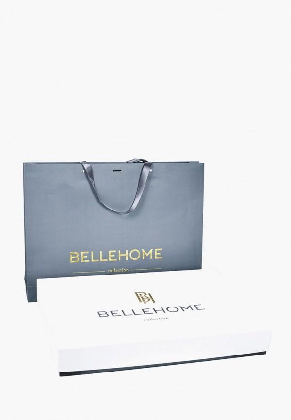 Bellehome   голубой Постельное белье 1,5-спальное   Clouty