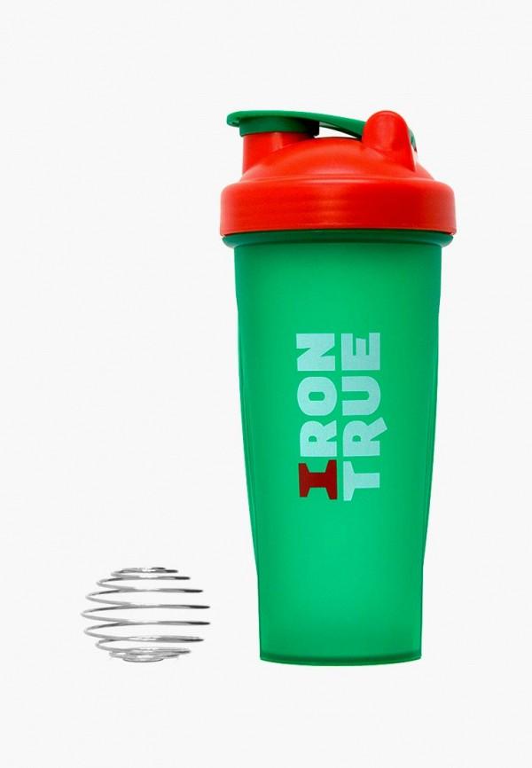 Irontrue | зеленый Бутылка | Clouty