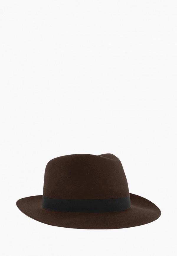 Stetson | коричневый Коричневая шляпа Stetson | Clouty
