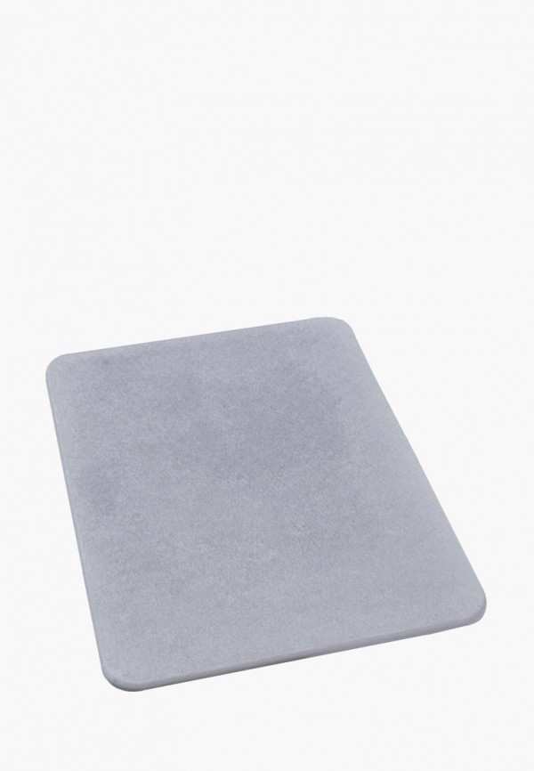 Homsu | Серый коврик для ванной Homsu | Clouty