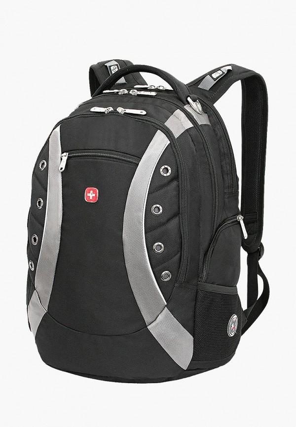 Wenger | Черный рюкзак Wenger | Clouty