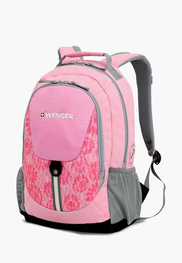 Wenger | розовый Рюкзак | Clouty