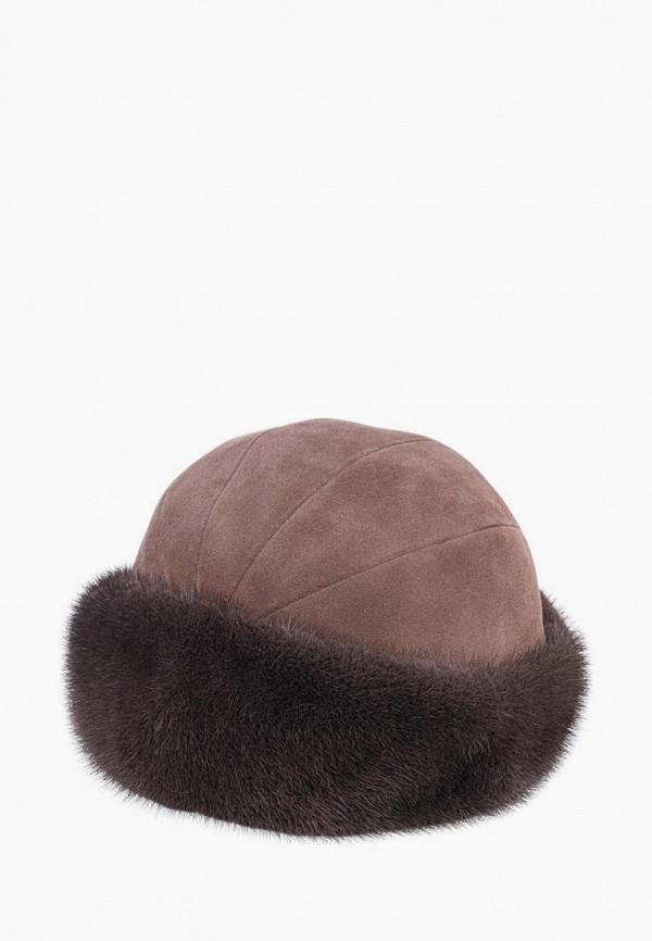 Plange   коричневый Шапка Plange   Clouty