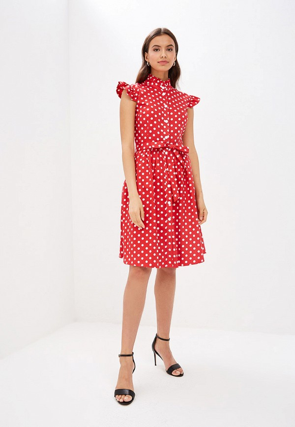 Vittoria Vicci | красный Платье Vittoria Vicci | Clouty