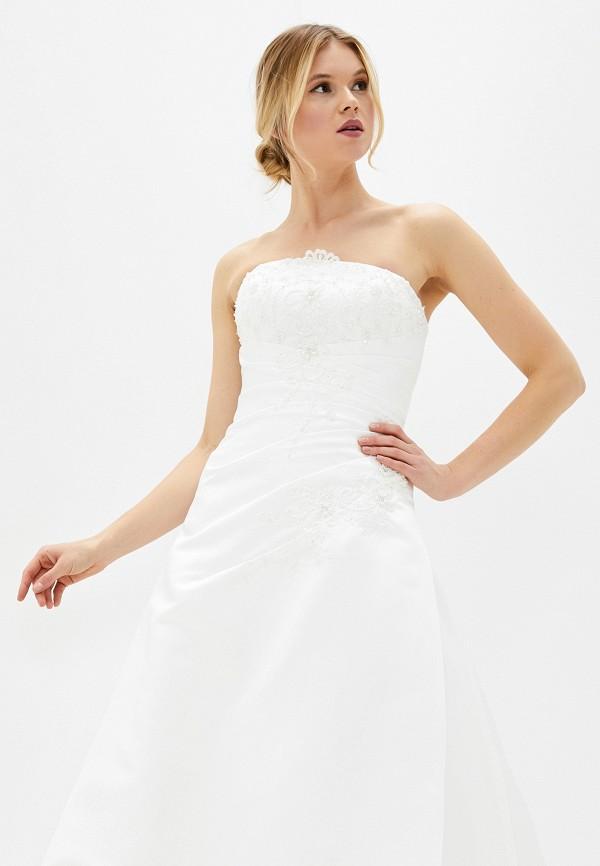 Amour Bridal | бежевый Платье Amour Bridal | Clouty