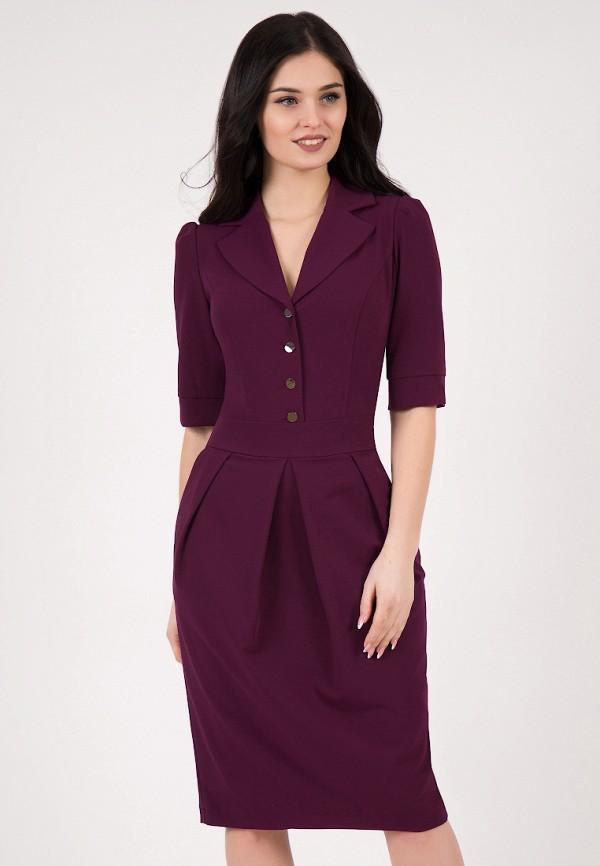 Grey Cat | фиолетовый Летнее фиолетовое платье Grey Cat | Clouty
