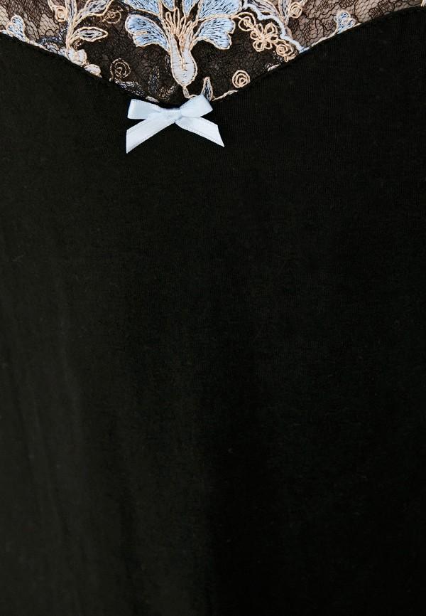 Laura Amuletti | черный Сорочка ночная Laura Amuletti | Clouty