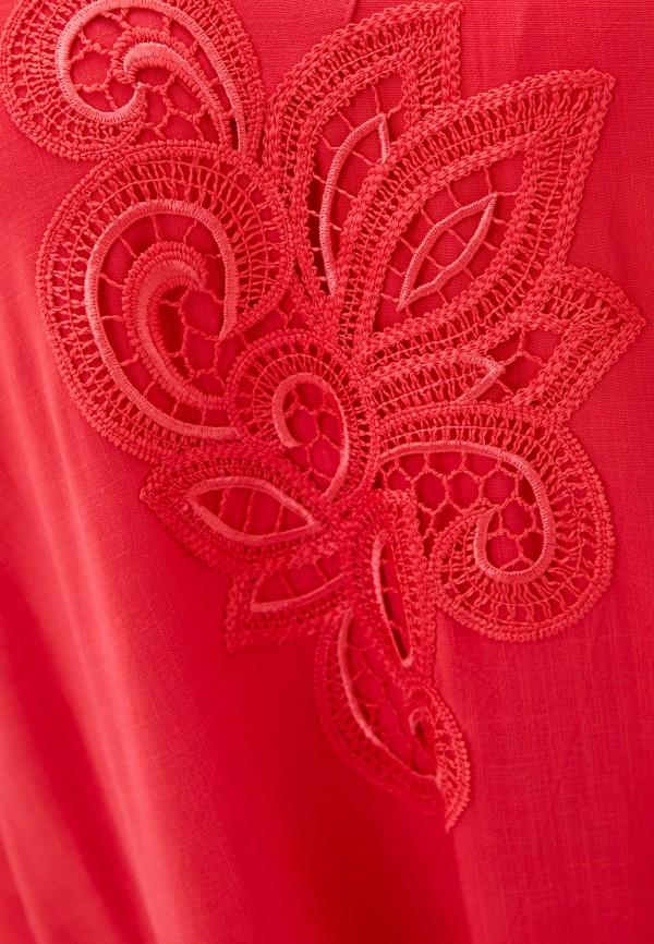 Laete | красный Красная пляжная туника Laete | Clouty