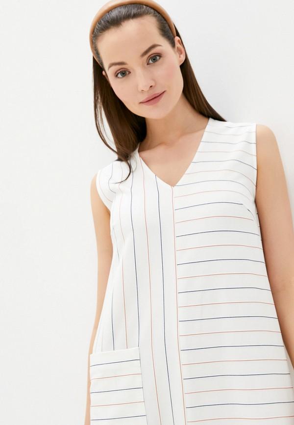 Alpecora | белый Платье Alpecora | Clouty