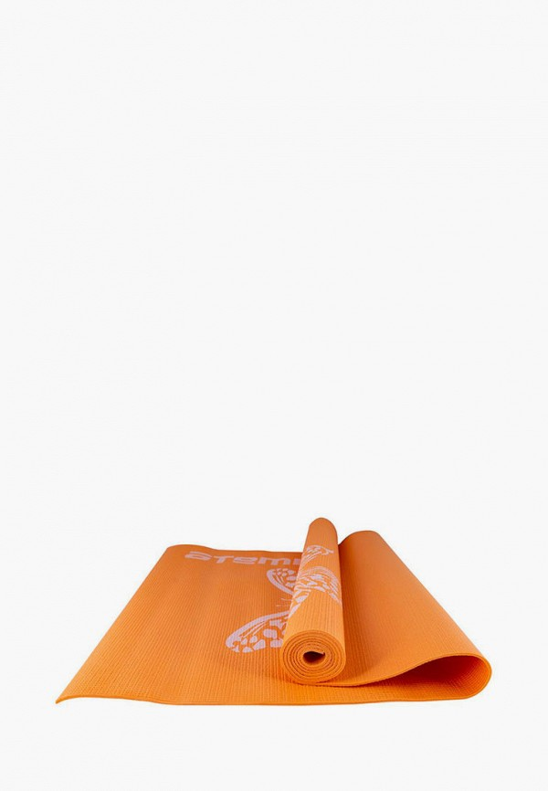Atemi | оранжевый Коврик для йоги Atemi | Clouty