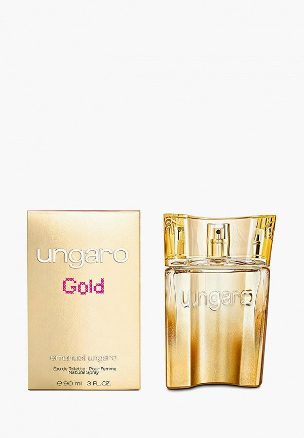 Emanuel Ungaro | золотой Туалетная вода Emanuel Ungaro | Clouty