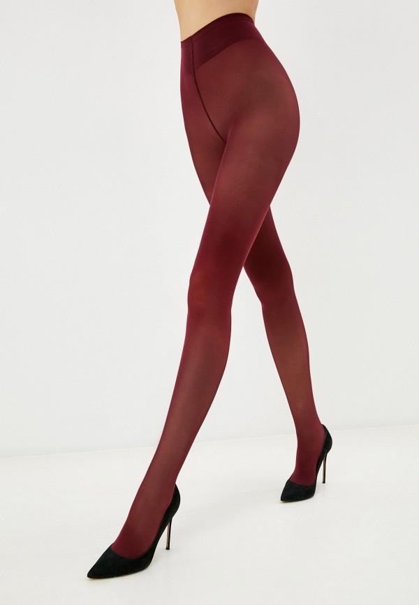 Yula | бордовый Колготки Yula | Clouty