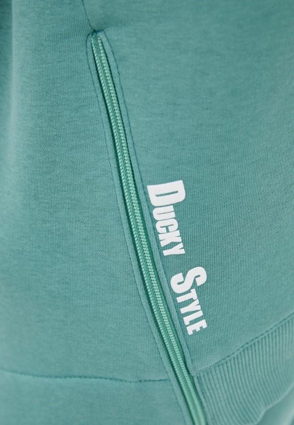 Ducky Style | зеленый Худи DuckyStyle | Clouty