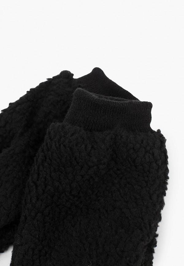 Sela | черный Варежки Sela | Clouty