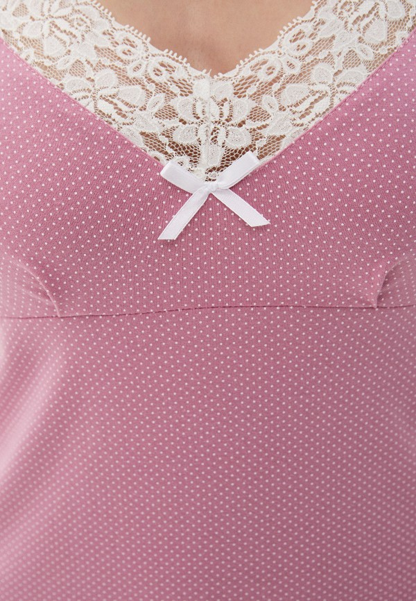 Miata | розовый Сорочка ночная Miata | Clouty