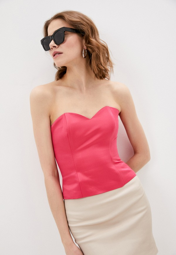 Fashion.Love.Story | розовый Корсет Fashion.Love.Story | Clouty