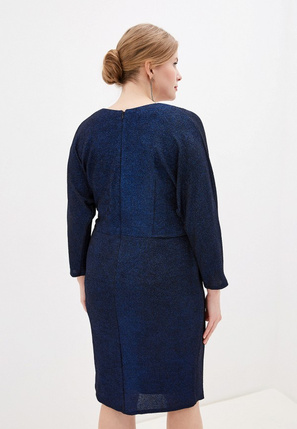 Milomoor | синий Синее платье Milomoor | Clouty