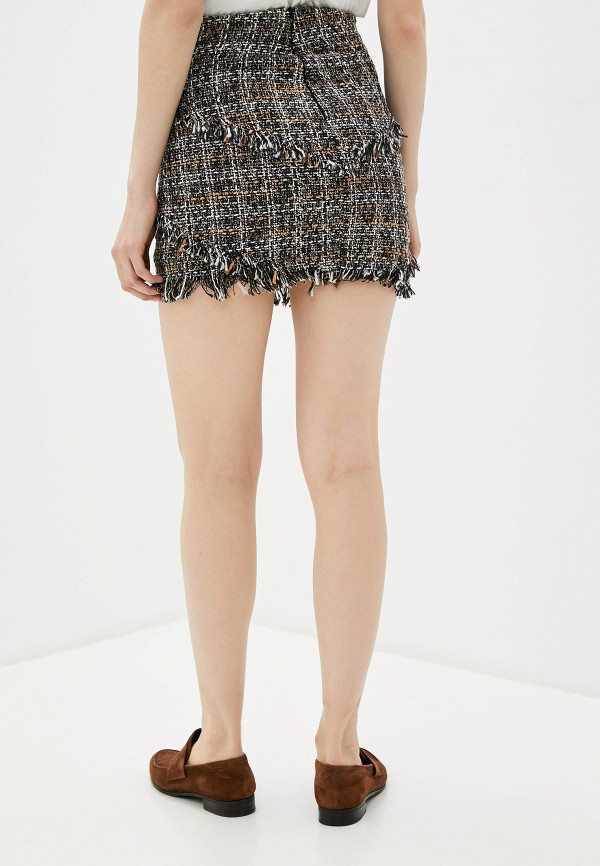 Katomi | коричневый Коричневая юбка Katomi | Clouty