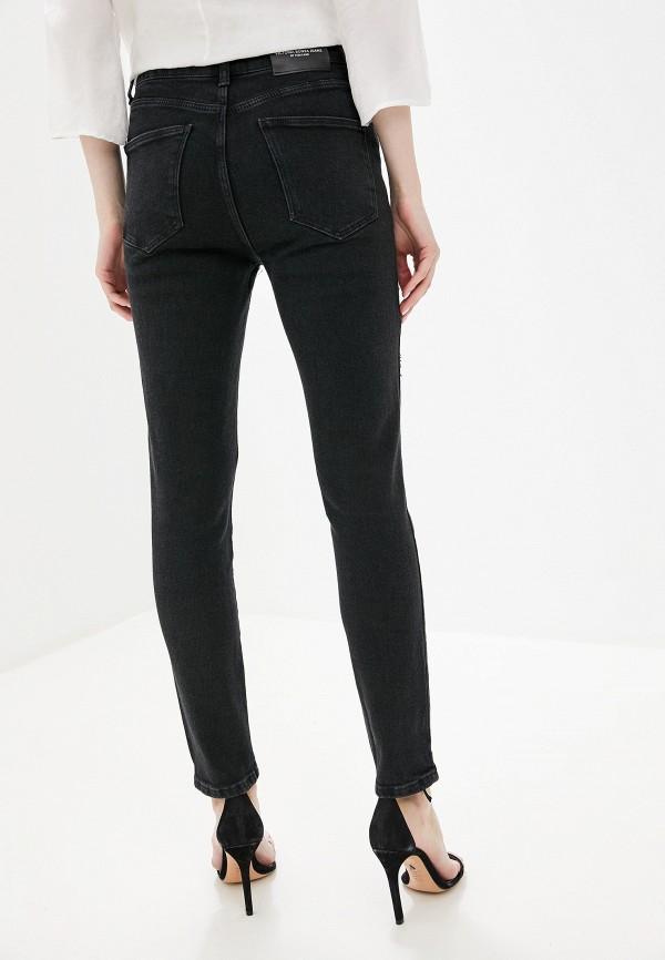 Tom Farr   черный Женские черные джинсы Tom Farr   Clouty
