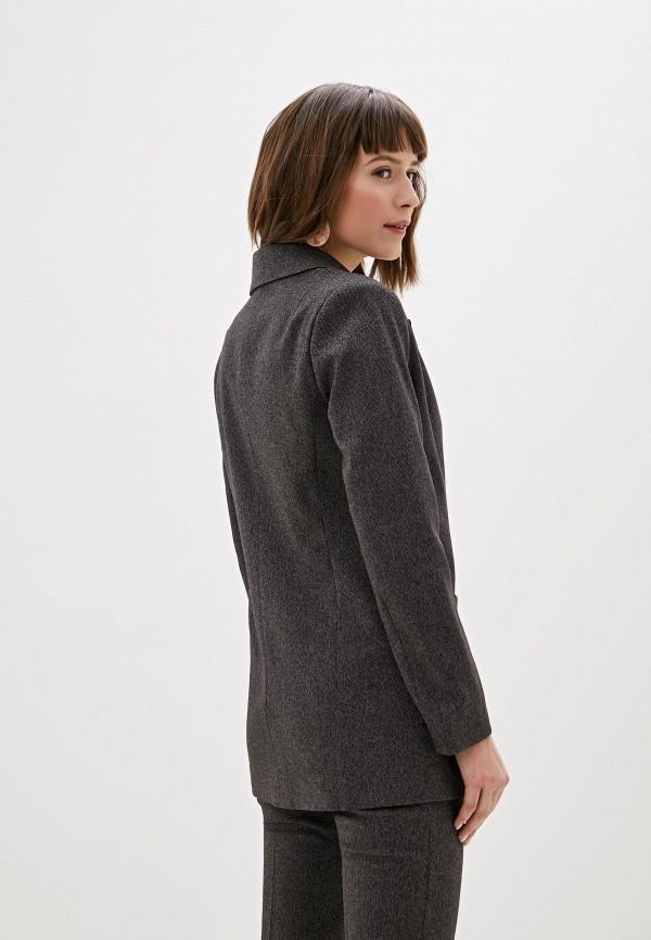 Krismarin | Женский коричневый пиджак Krismarin | Clouty