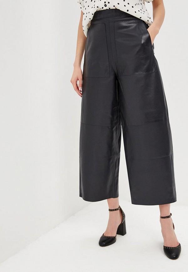 Grafinia | черный Женские черные брюки Grafinia | Clouty