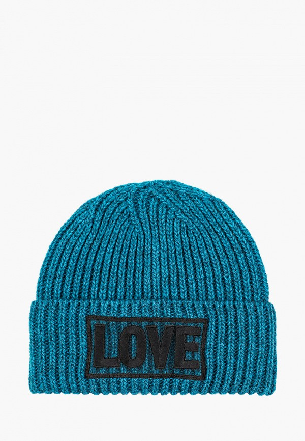 Marhatter | голубой Женская зимняя голубая шапка Marhatter | Clouty