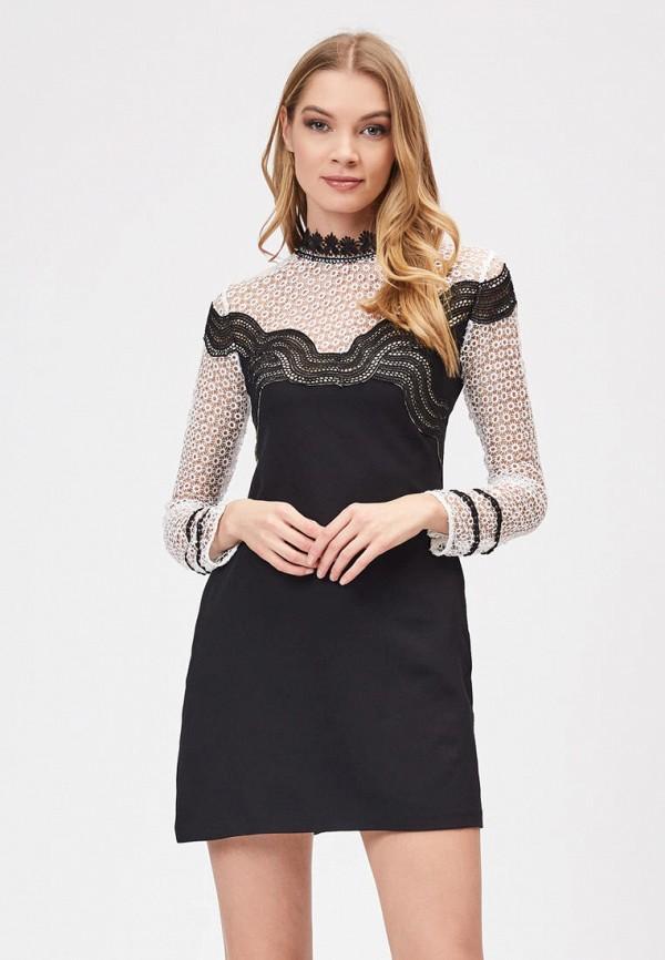 Dshe | черный Платье DSHE | Clouty