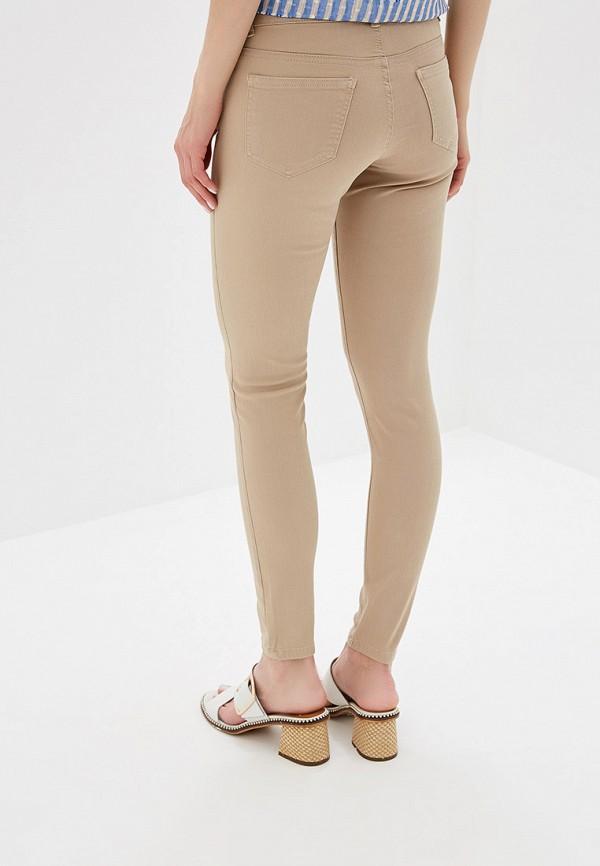 Perspective | бежевый Женские бежевые брюки Perspective | Clouty