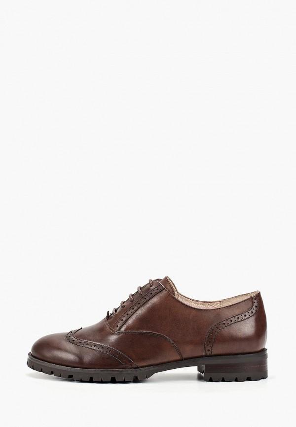 M.Shoes | коричневый Ботинки M.Shoes | Clouty
