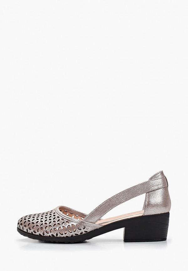 Clovis | серебряный Серебряные туфли Clovis искусственный материал | Clouty