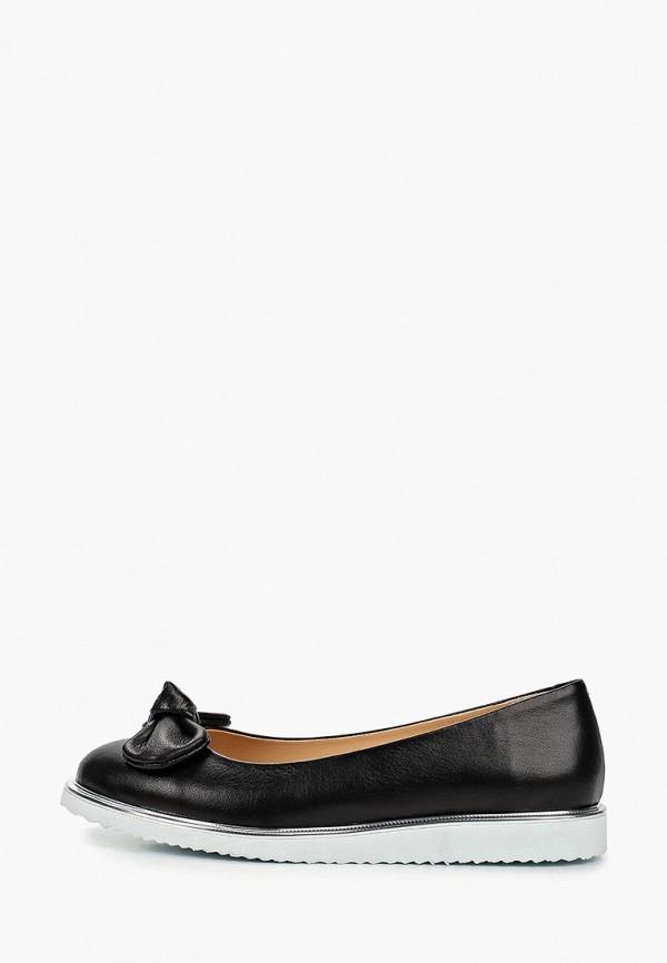 Clovis | черный Женские черные туфли Clovis искусственный материал | Clouty