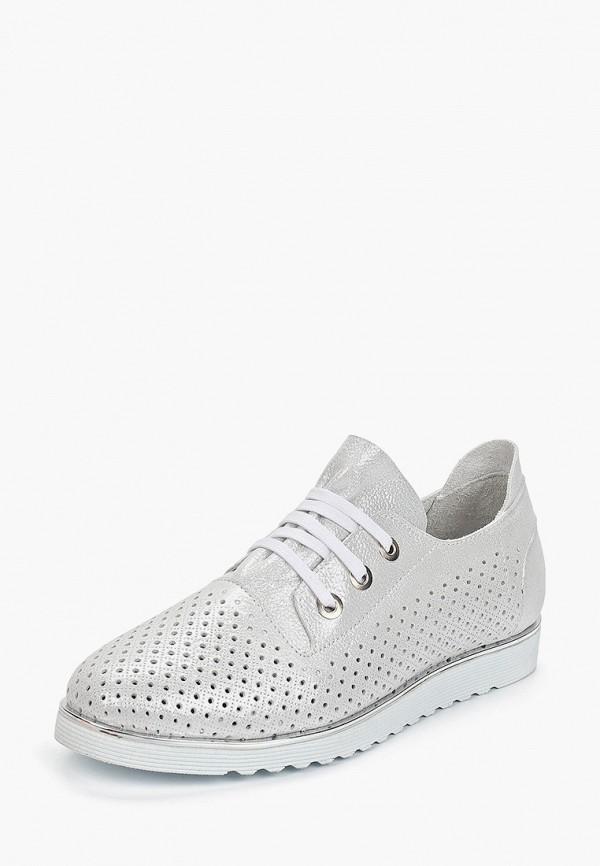 Clovis | белый Женские белые ботинки Clovis искусственный материал | Clouty