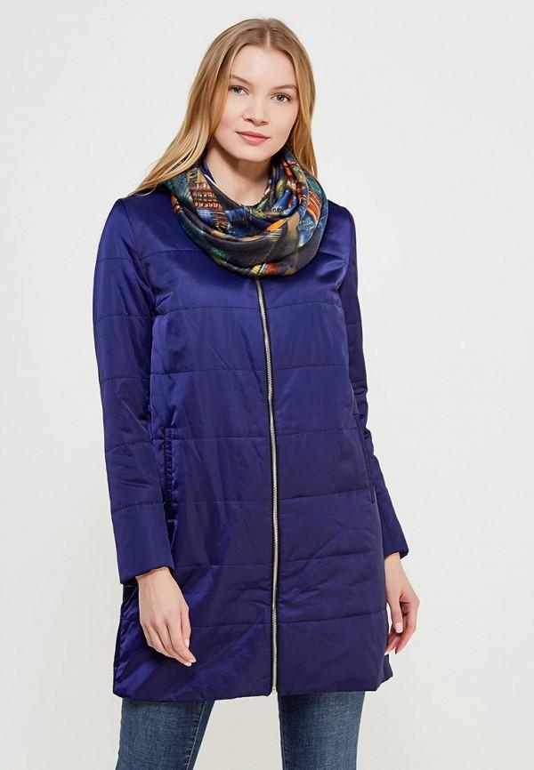 Grafinia | синий Женская синяя утепленная куртка Grafinia | Clouty