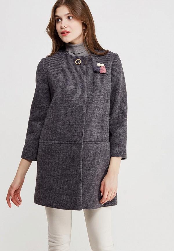 Ruxara | серый Женское серое пальто Ruxara | Clouty