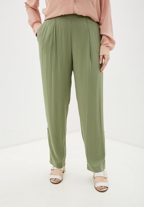 Helmidge | зеленый Женские зеленые брюки Helmidge | Clouty