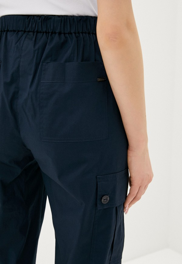 Helmidge | синий Женские летние синие брюки Helmidge | Clouty