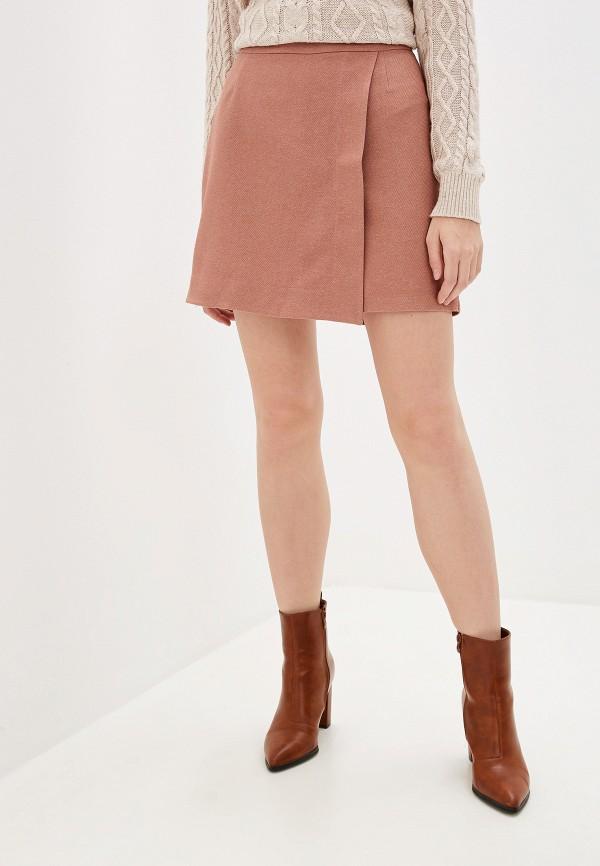Fashion.Love.Story   розовый Розовая юбка шорты Fashion.Love.Story   Clouty