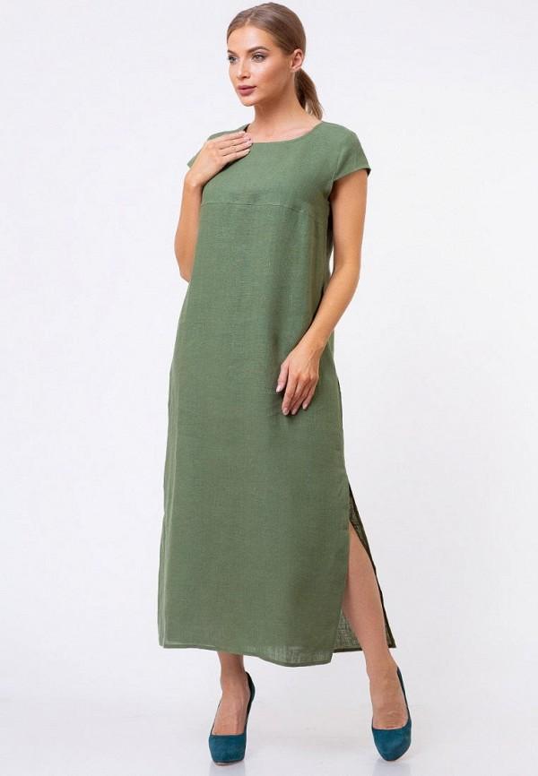 Gabriela | хаки Женское летнее платье Gabriela | Clouty