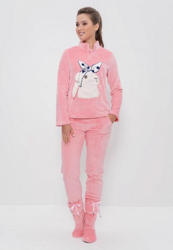 Cleo | розовый Костюм домашний Cleo | Clouty