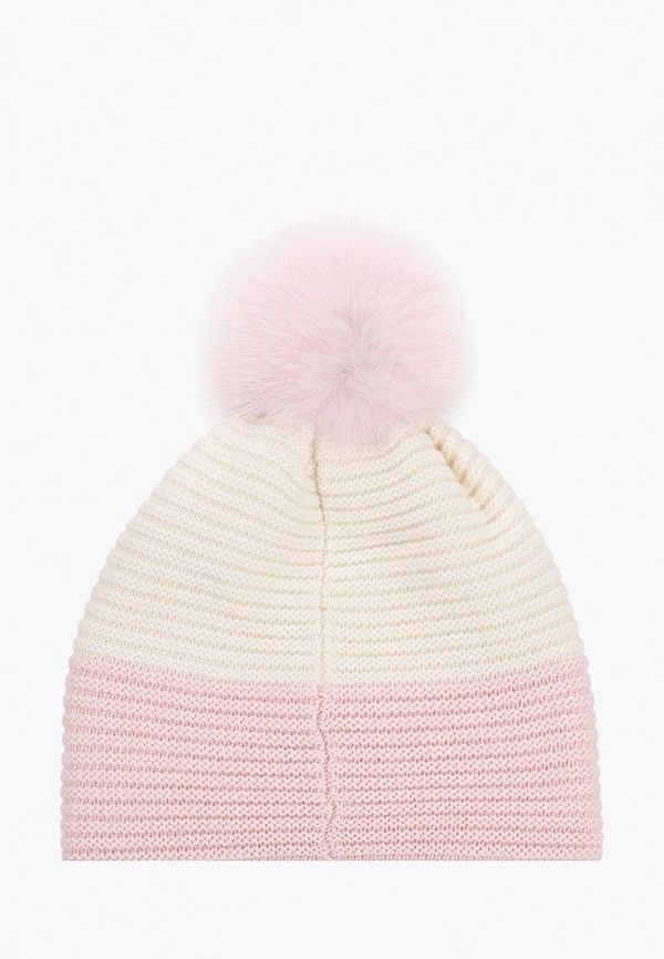 Aleksa | розовый Женская зимняя розовая шапка Aleksa | Clouty