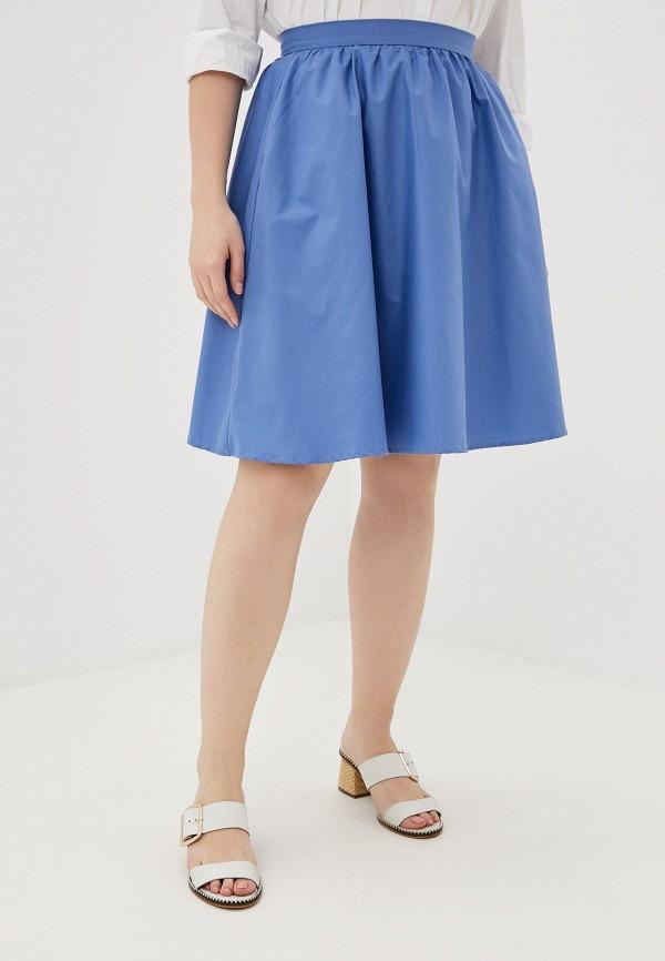 Fashion.Love.Story | синий Синяя юбка Fashion.Love.Story | Clouty