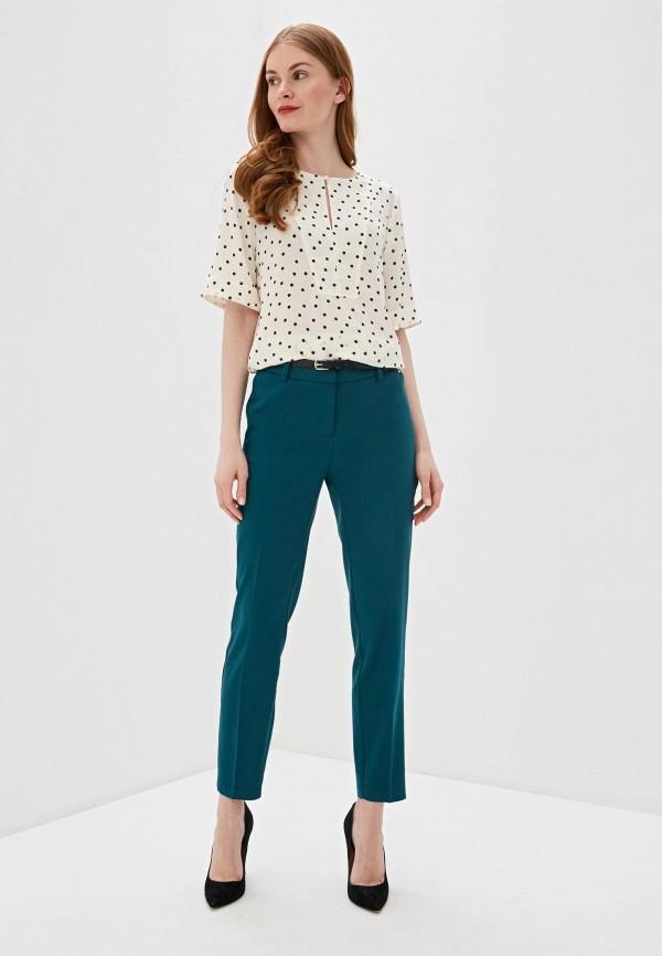 Top Secret | зеленый Женские зеленые брюки Top Secret | Clouty