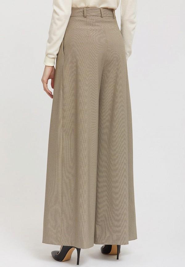 Charuel | бежевый Женские бежевые брюки Charuel | Clouty