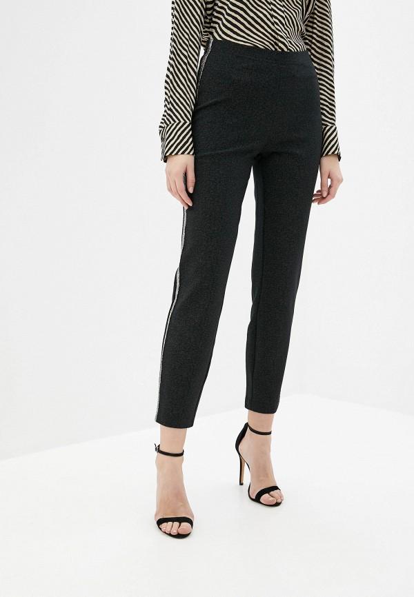 Lina | черный Женские черные брюки Lina | Clouty