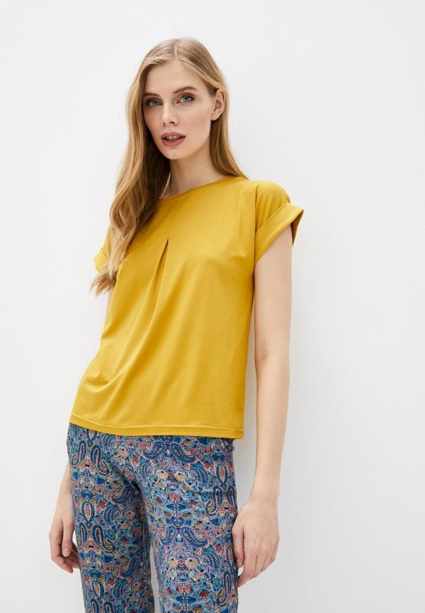 Агапэ | желтый, мультиколор Женский домашний костюм Агапэ | Clouty