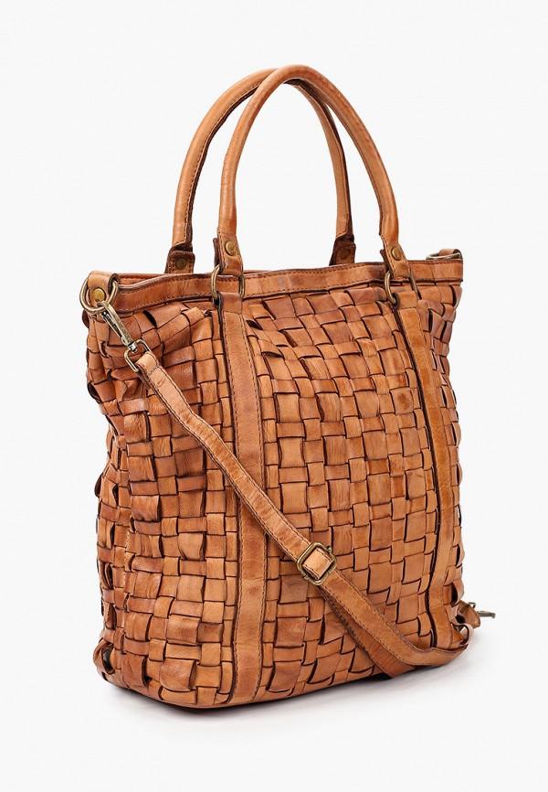 Giuliani Romano | коричневый Женская коричневая сумка Giuliani Romano | Clouty