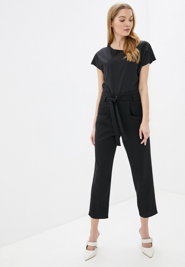 A-A By Ksenia Avakyan | черный Женские черные брюки A-A By Ksenia Avakyan | Clouty
